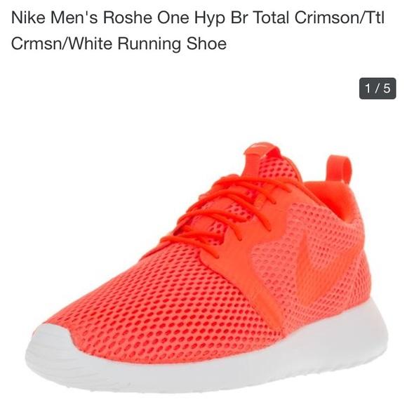 Nike Men's Roshe One Hyp Br Total Running shoe NEW